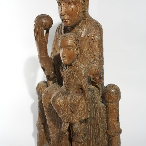 Anònim - Mare de Déu - Segona meitat del segle XII [1]