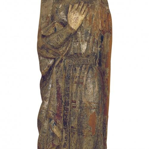 Anònim - Mare de Déu - Cap a 1300