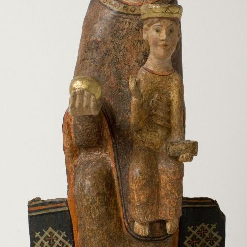 Anònim - Mare de Déu de Covet - Últim quart del segle XIII