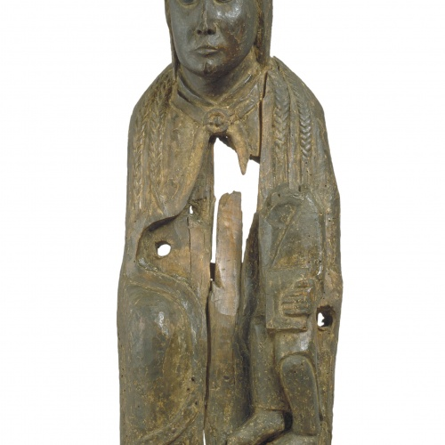 Anònim - Mare de Déu - Primera meitat del segle XIII