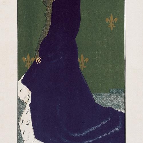 Henry Guy Fangel - The Quartier Latin - 1897