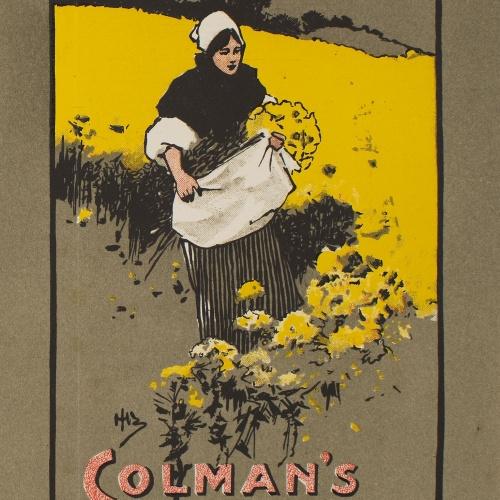 John Hassall - Colman's Mustard - 1898