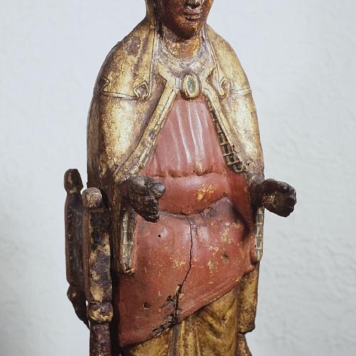 Anònim - Mare de Déu de l'Esperança - Segona meitat del segle XIII-segle XIV