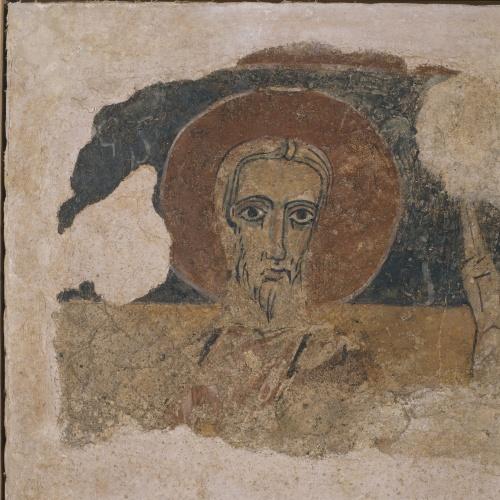 Anònim. Catalunya - Apòstols i Maria d'Argolell - Primera meitat del segle XII [1]