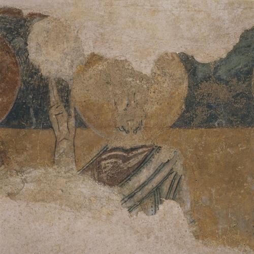 Anònim. Catalunya - Apòstols i Maria d'Argolell - Primera meitat del segle XII [3]