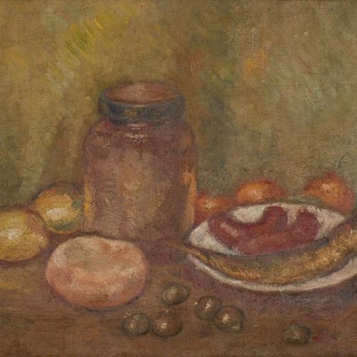 Isidre Nonell - Still Life - Barcelona, 1911