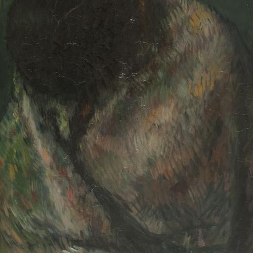 Isidre Nonell - Falling Sleep - Barcelona, 1904