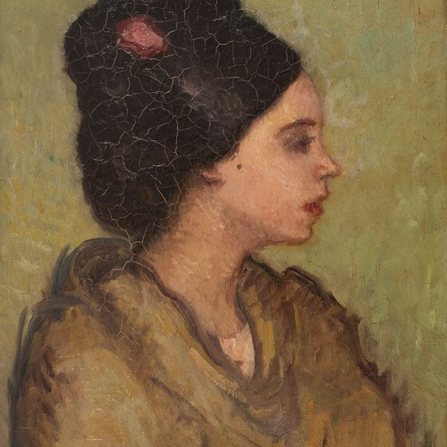 Isidre Nonell - Lola - Barcelona, 1909