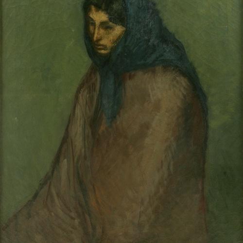 Isidre Nonell - Amparo - Barcelona, 1904