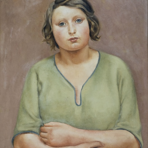 Josep de Togores - La flequera - París, 1922