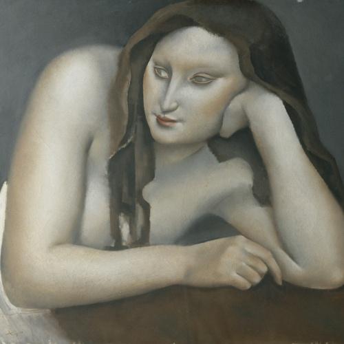 Josep de Togores - Bust de dona - París, Cap a 1923