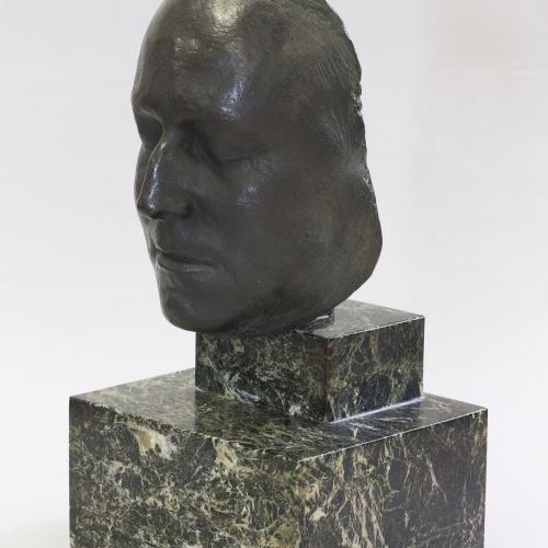 Pablo Gargallo - Mascareta del pintor Isidre Nonell - 1911 [1]