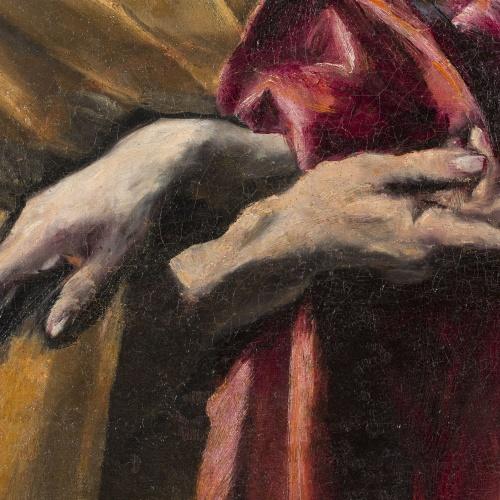 Doménikos Theotokópoulos (El Greco) - Sant Pere i sant Pau - Entre 1590-1600 [3]