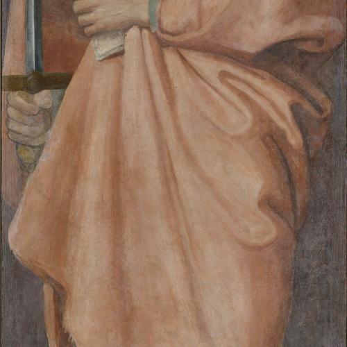 Annibale Carracci - Sant Pau - 1604-1606