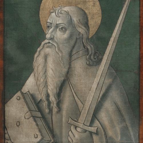 Mestre de la Seu d'Urgell - Sant Pau - Cap a 1495-1498