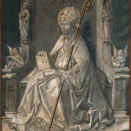 Mestre de la Seu d'Urgell - Sant Ot - Cap a 1495-1498