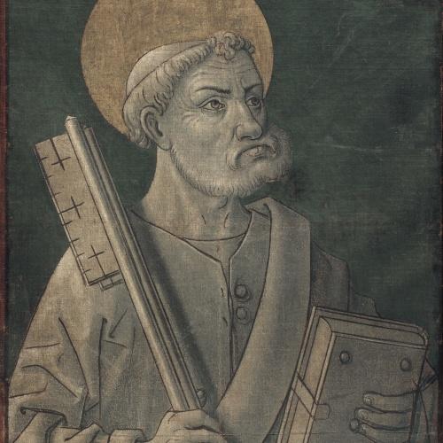 Mestre de la Seu d'Urgell - Sant Pere - Cap a 1495-1498