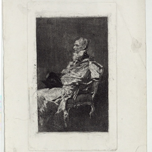 Marià Fortuny - El diplomàtic - Cap a 1868-1869