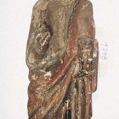 Anònim - Sant - Segona meitat del segle XIII
