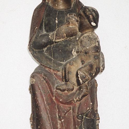 Anònim - Mare de Déu de la Llet - Segle XIV