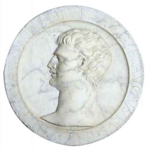 Alfonso Lombardi - Tiberi - Entre 1530-1533