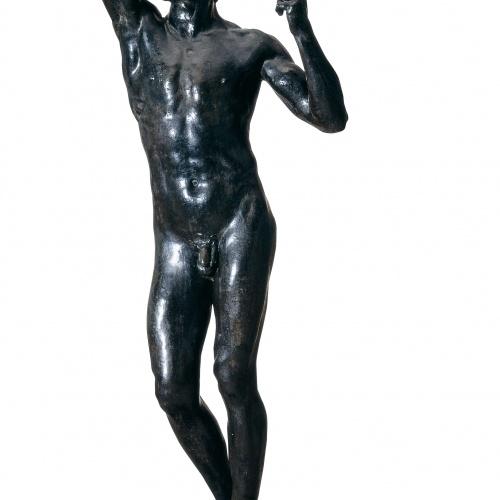 Auguste Rodin - L'edat de bronze - 1876