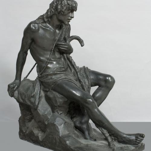 Josep Llimona - El fill pròdig - 1879