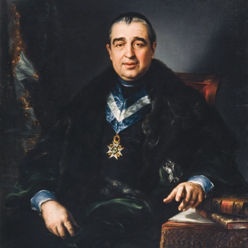 Vicent López Portaña - Retrat del canonge Manuel Fernández Varela - Cap a 1829