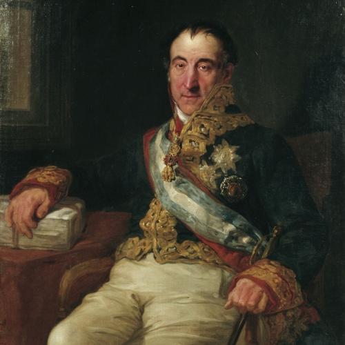 Vicent López Portaña - Retrat del marquès de Labrador, ambaixador espanyol al Congrés de Viena de 1814-1815 - Madrid, cap a 1833-1834