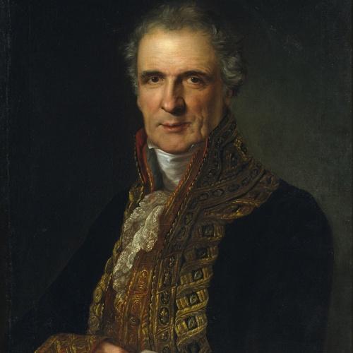 Bernat López Piquer - Retrat de José María Díez de Aznar - 1832
