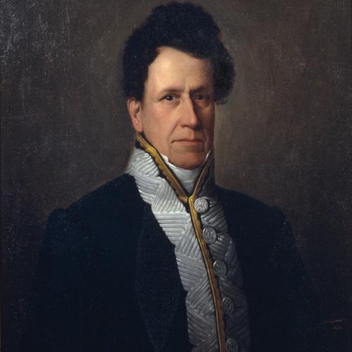 Antonio María Esquivel - Retrat de Manuel Mª Gutiérrez - 1834