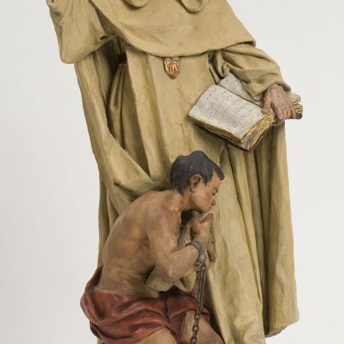 Ramon Amadeu - Saint Peter Nolasco - Circa 1800-1821