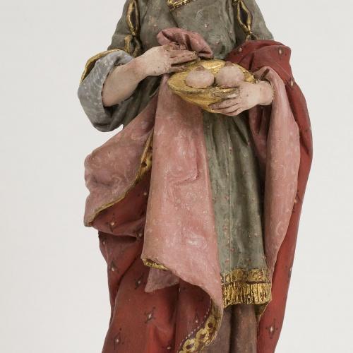Ramon Amadeu - Saint Agatha - Circa 1800-1821