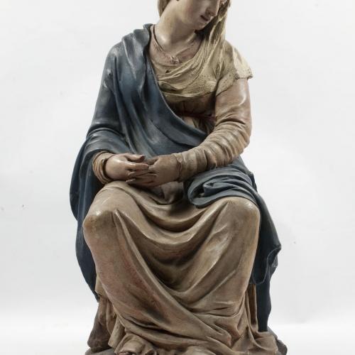 Damià Campeny - Virgin - Circa 1816