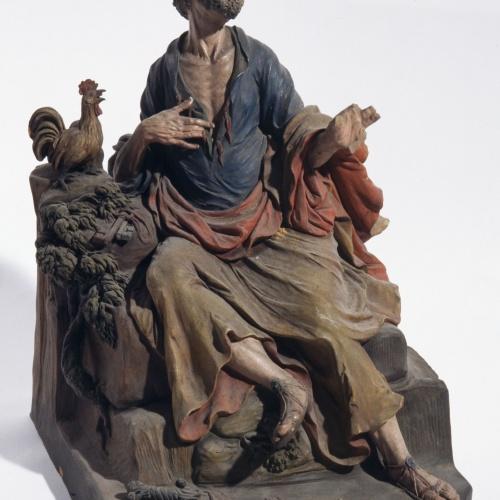Ramon Amadeu - The Tears of Saint Peter - Last quarter of the 18th century