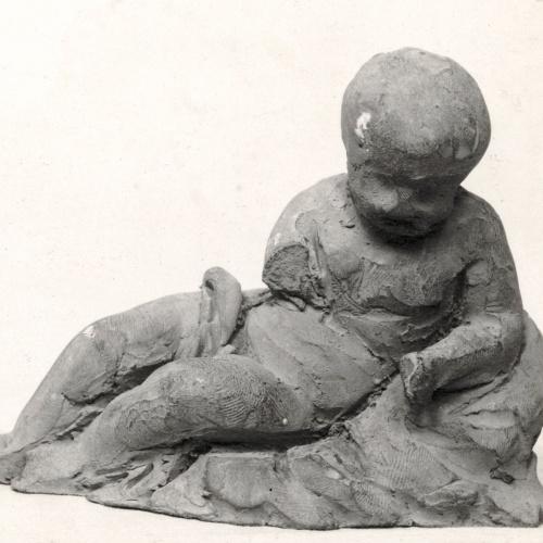 Damià Campeny - Infant nu - 1815-1840