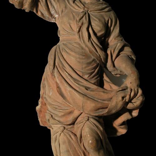 Damià Campeny - Figura al·legòrica - Cap a 1815-1840