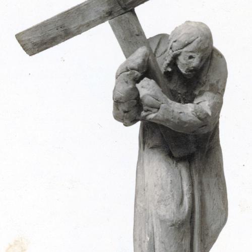 Damià Campeny - Crist amb la Creu - Cap a 1815-1840