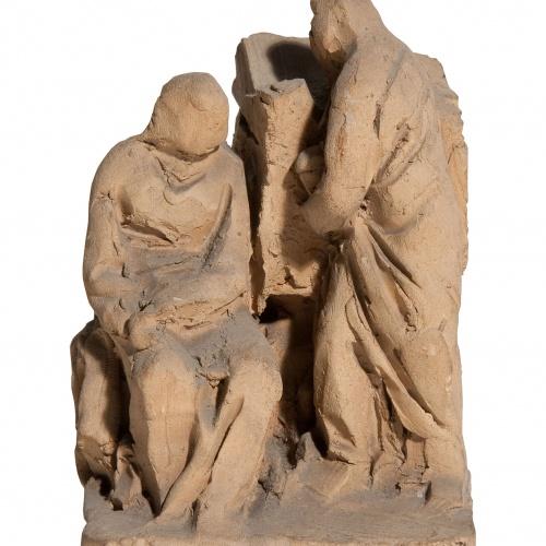 Damià Campeny - L'enterrament de Crist - 1816