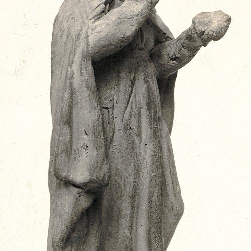 Damià Campeny - Sant Joan Evangelista - Cap a 1815-1840