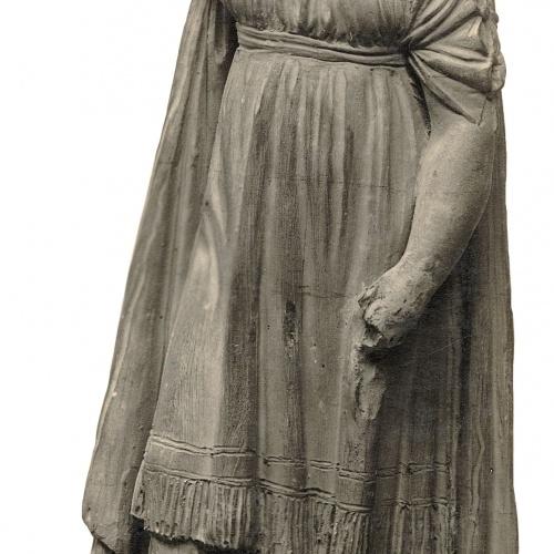 Damià Campeny - Matrona - Cap a 1815-1840