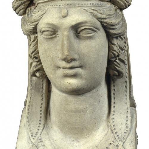 Damià Campeny - Cap de cariàtide - 1805-1840