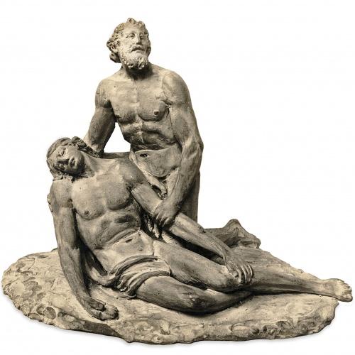 Damià Campeny - Escena heroica - Cap a 1815-1840