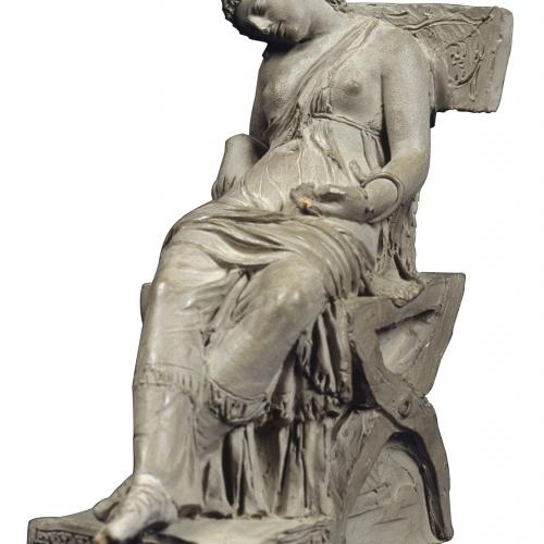 Damià Campeny - La mort de Cleòpatra - Cap a 1804