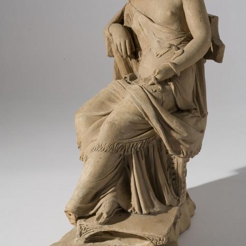Damià Campeny - Death of Cleopatra - Circa 1805-1810