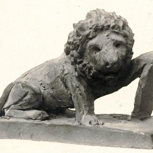 Damià Campeny - Lleó - Cap a 1802