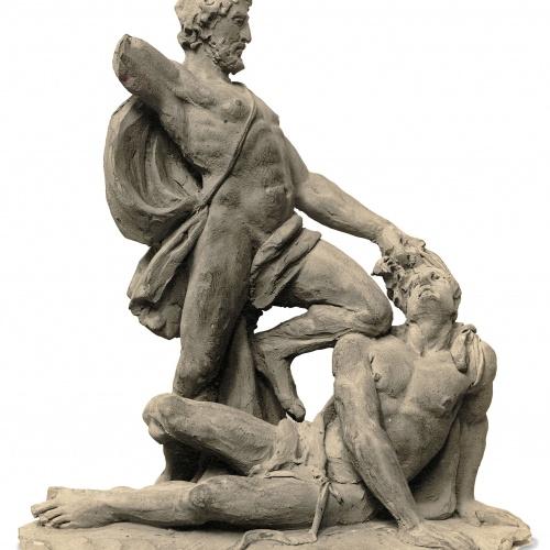 Damià Campeny - La mort d'Abel - Cap a 1834