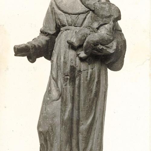 Damià Campeny - Sant Antoni de Pàdua - Cap a 1815-1840