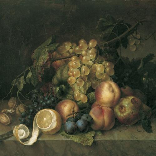 Francesc Lacoma i Fontanet - Natura morta - París, 1808