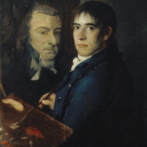 Francesc Lacoma Sans - Autoretrat - 1805